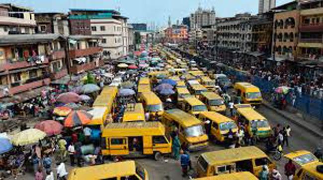 Lagos, capital da Nigéria