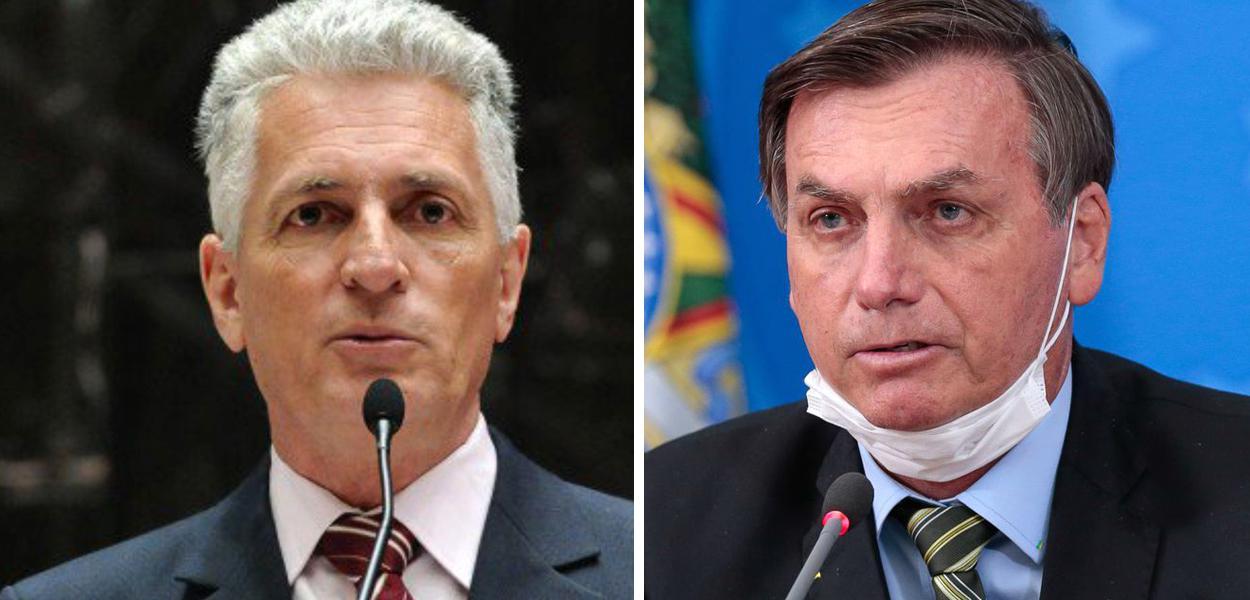 Rogério Correia (PT-MG) / Jair Bolsonaro (sem partido)