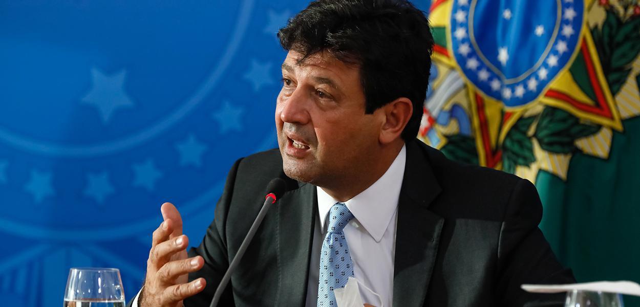 Ministro da Saúde, Luiz Henrique Mandetta