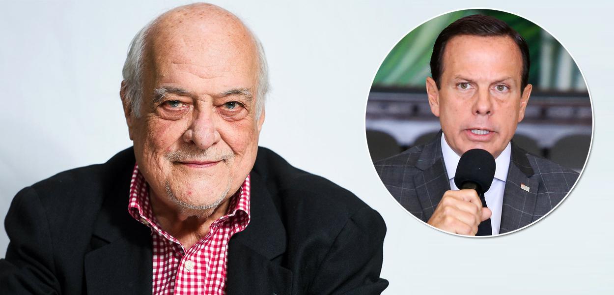 J. R Guzzo e João Doria