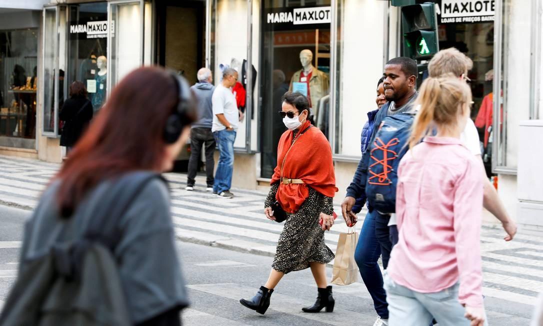 Portugal durante a pandemia de coronavírus