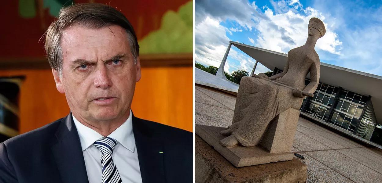 Advogado pede prisão de Bolsonaro ao STF