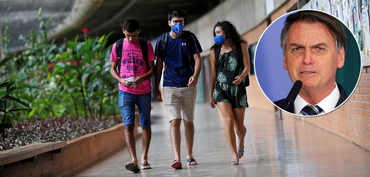 Bolsonaro ataca área de Humanas e corta bolsas do CNPq até 2023