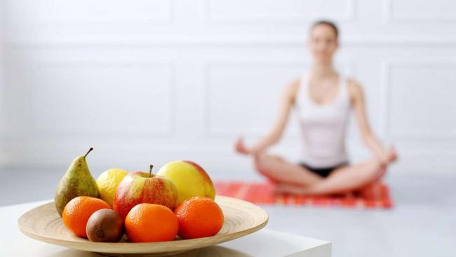 Anna ioga, a ioga da alimentação
