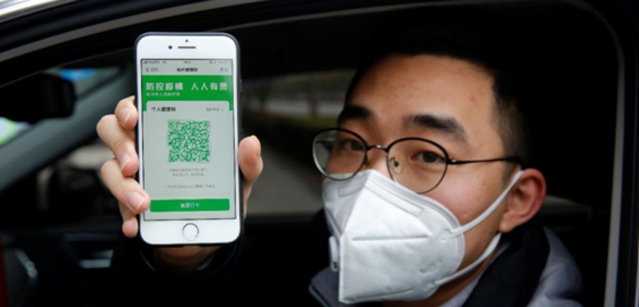 China está preocupada com propagação do coronavírus por assintomáticos