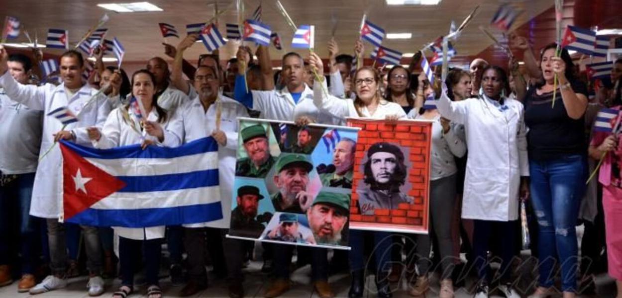 Missões médicas cubanas vão em ajuda a países no combate à pandemia de covid-19