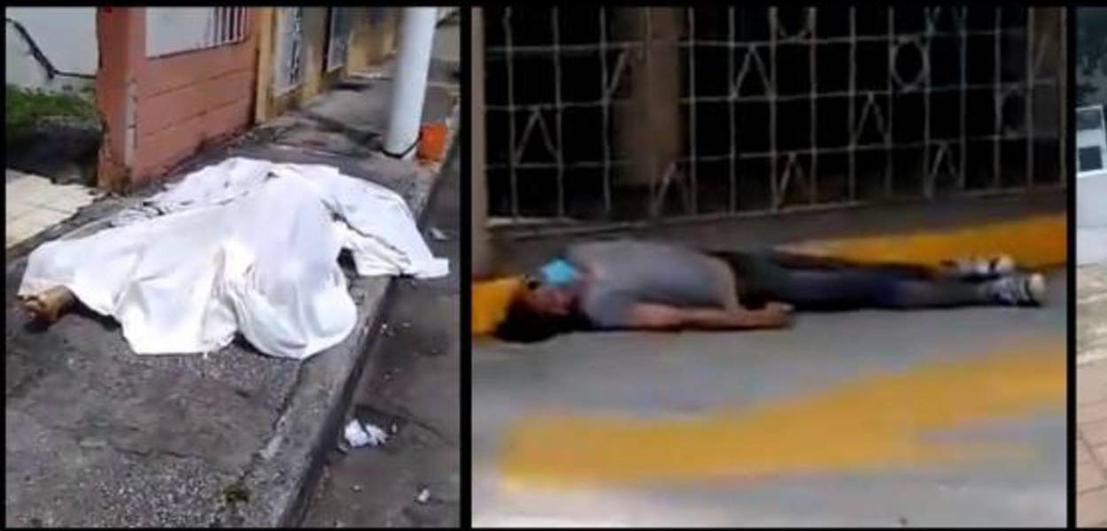 Коронавирусные смерти в Эквадоре