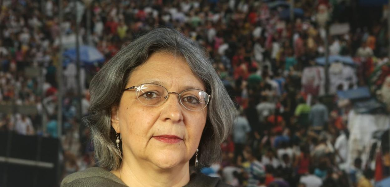 Diretora-executiva da Oxfam, Kátia Maria
