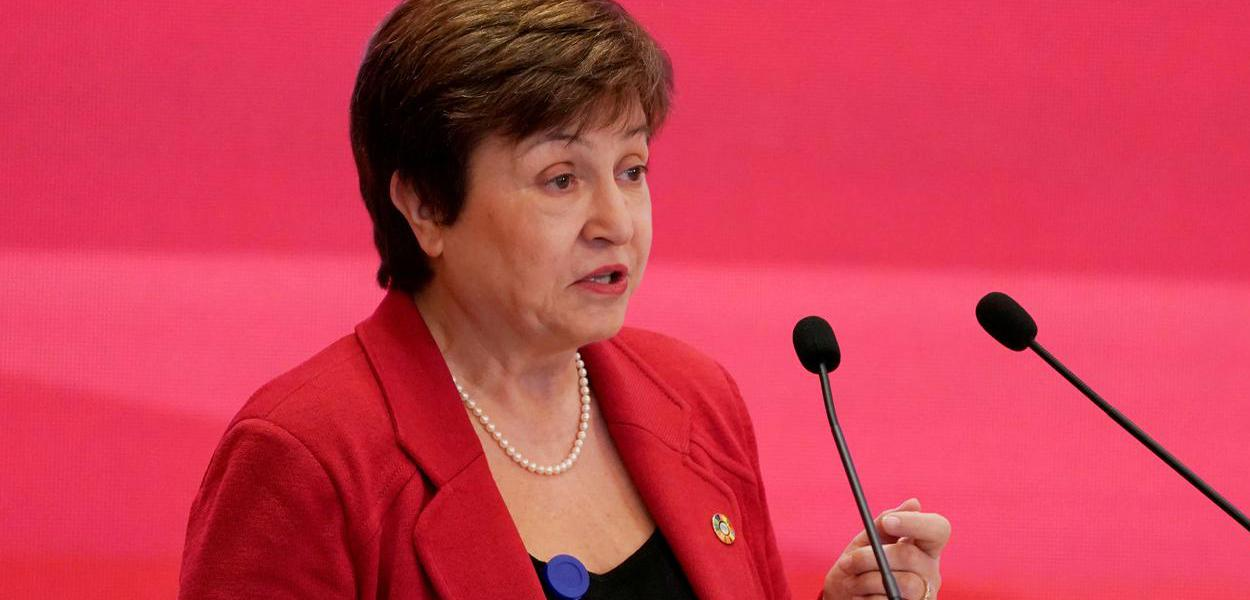 Kristalina Georgieva, do FMI
