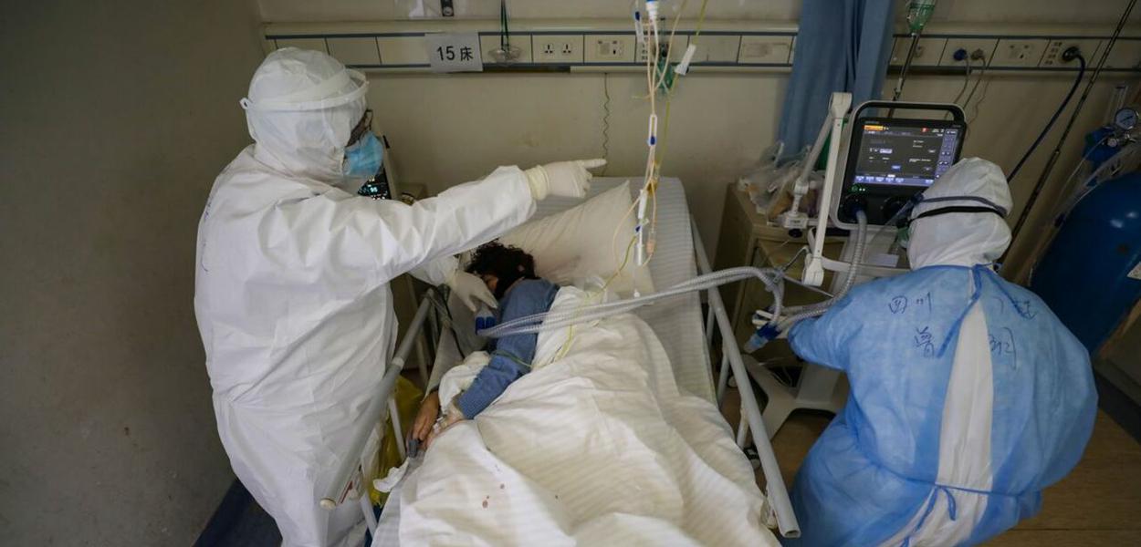 País ocupa o segundo lugar no ranking global de mortes por Covid-19