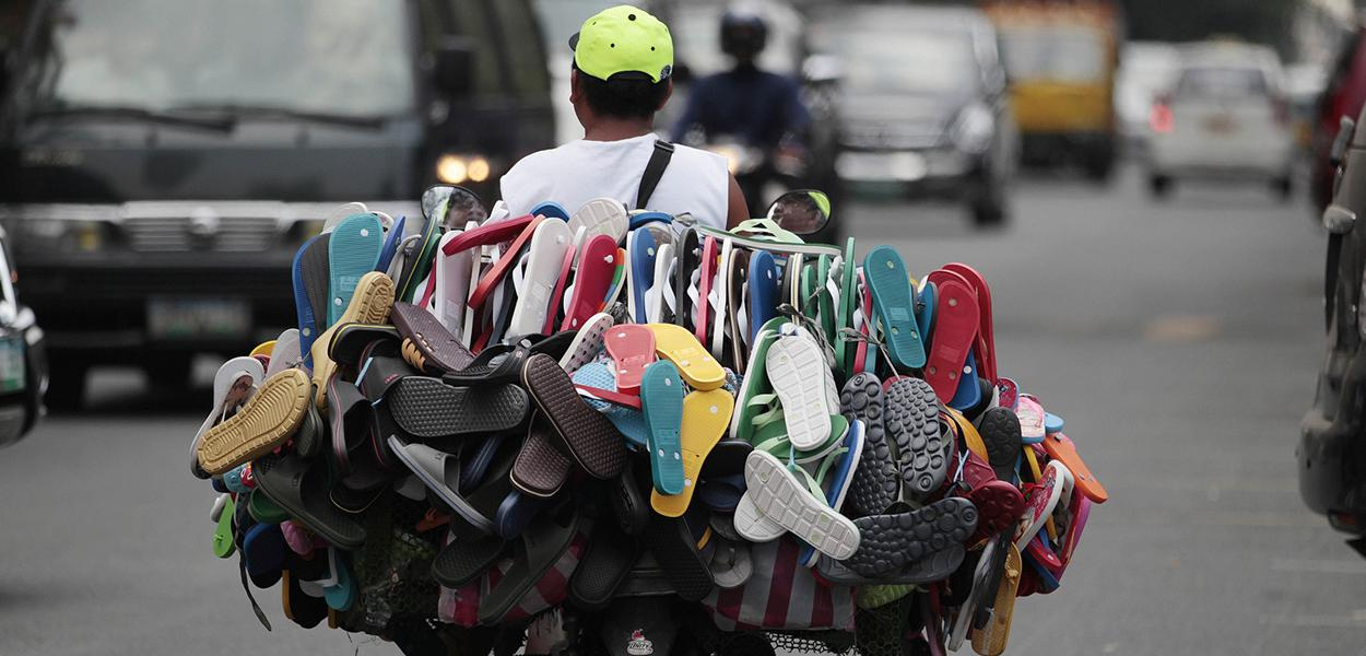 Trabalhadores informais no Brasil estarão entre os mais afetados ...