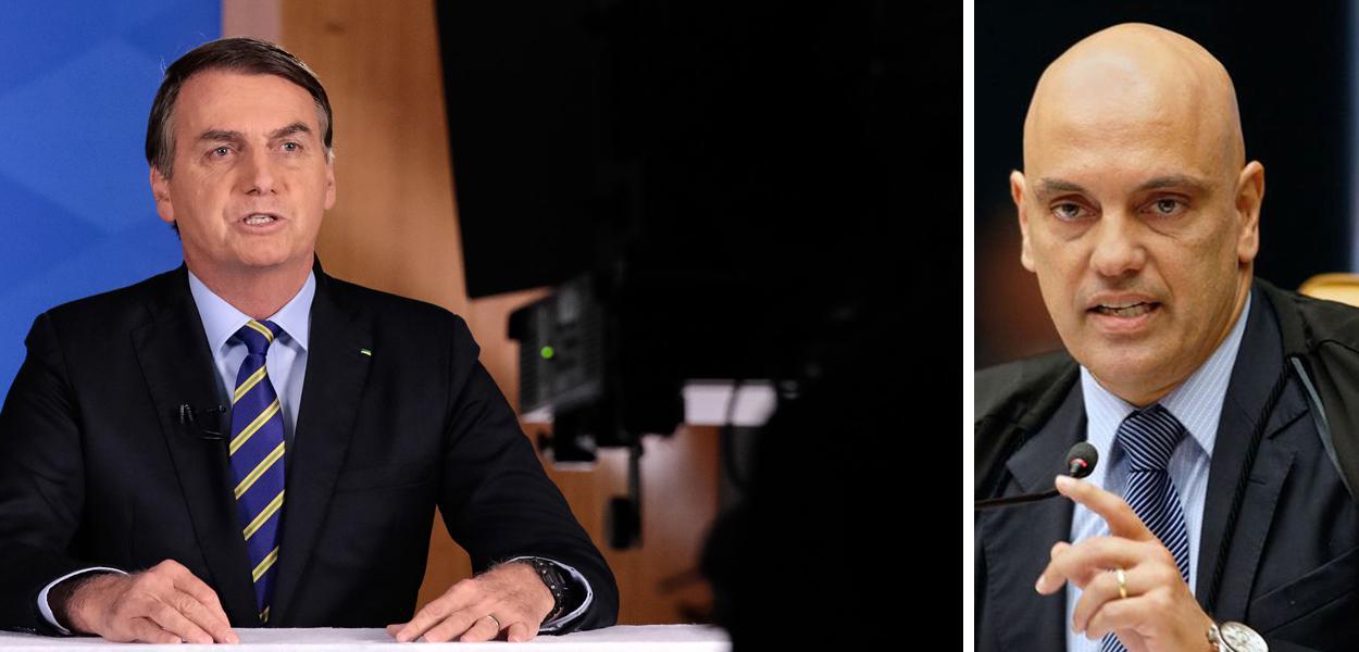 """STF proíbe Bolsonaro de flexibilizar quarentena em qualquer estado do País e o aponta como """"irresponsável"""""""