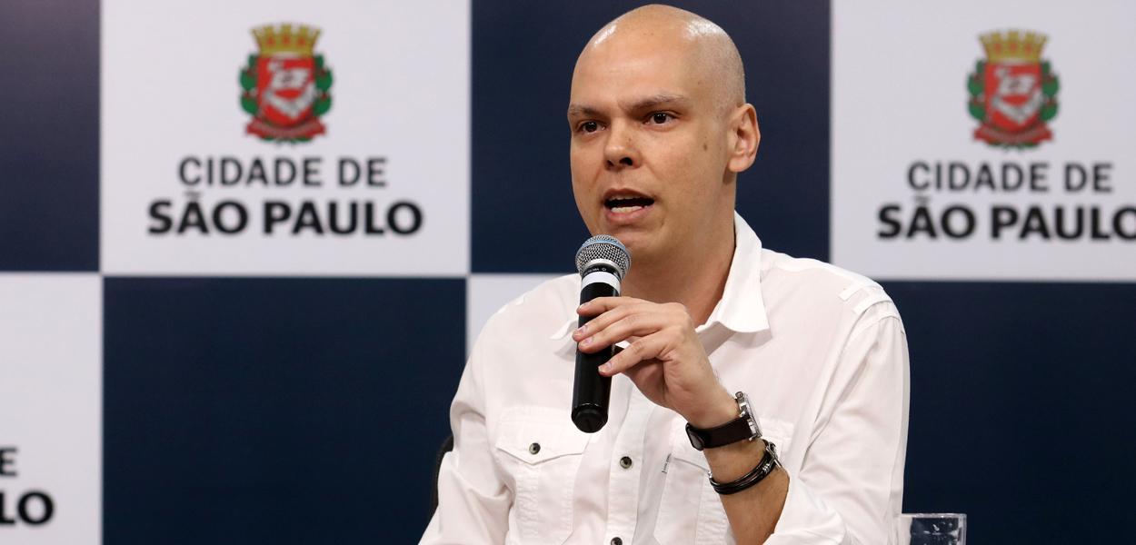 Bruno Covas anuncia cloroquina nos hospitais públicos de São Paulo