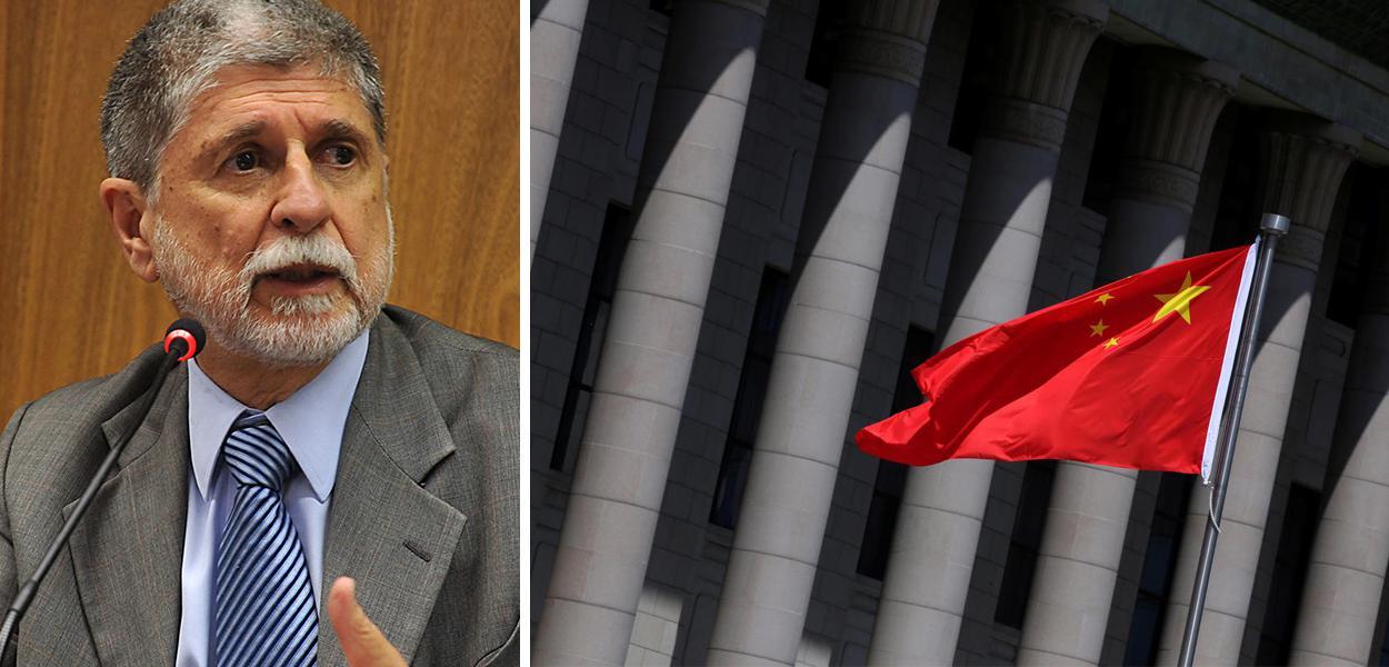Embaixador e ex-ministro Celso Amorim