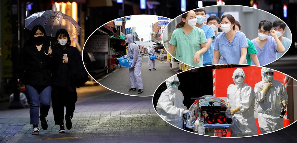 Pacientes curados por coronavírus foram infectados pela segunda vez