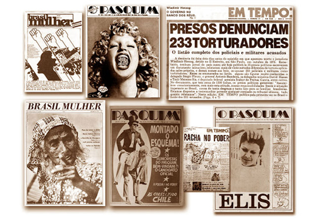 Imprensa alternativa brasileira