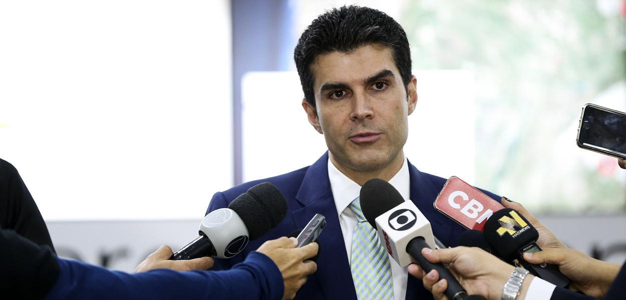 Helder Barbalho é o segundo governador a testar positivo para coronavírus
