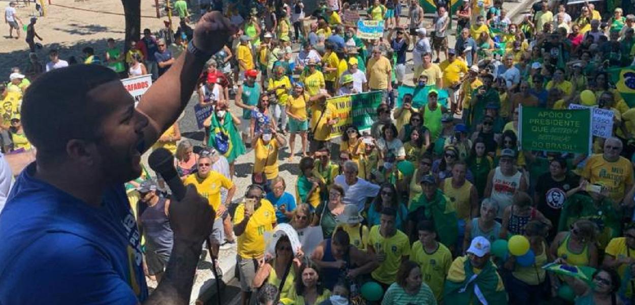 Niterói protestos