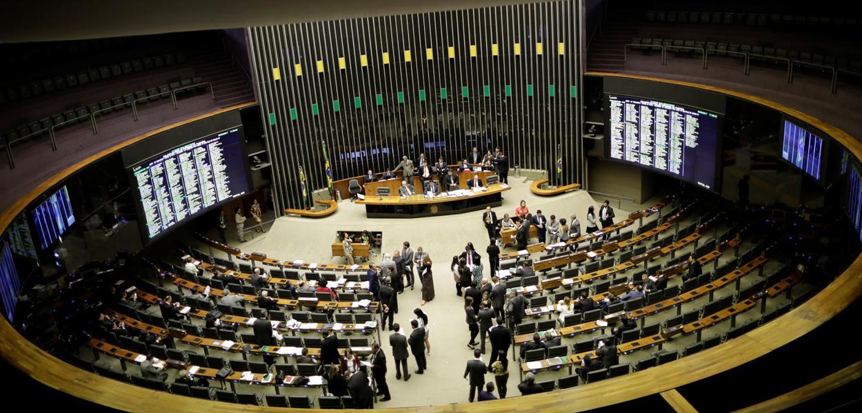 Plenário de Câmara dos Deputados