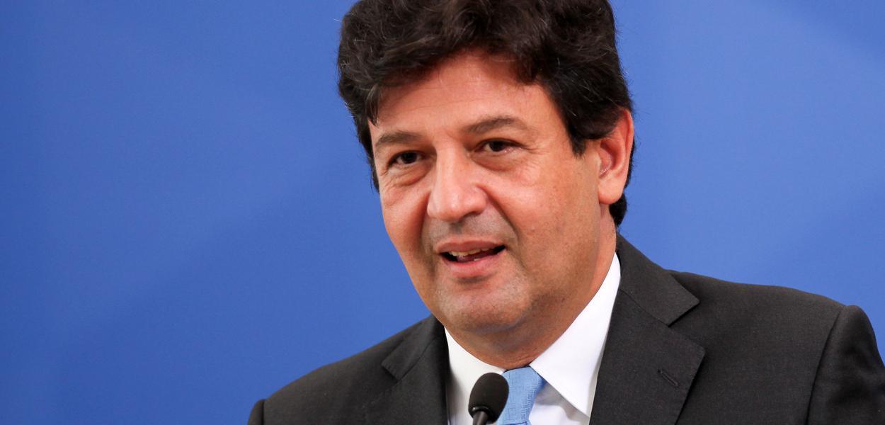 Solenidade de Posse do senhor Nelson Luiz Sperle Teich, Ministro de Estado da Saúde
