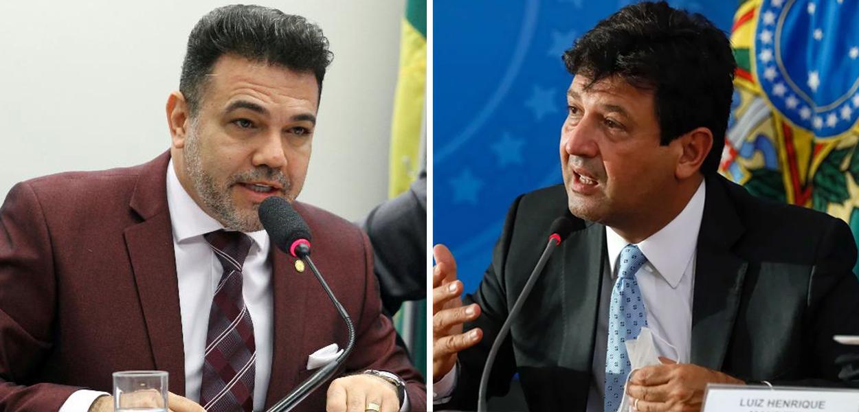Ex-ministro alvo do deputado Marco Feliciano (SP) foi demitido do governo, após divergência com Jair Bolsonaro sobre o combate ao coronavírus