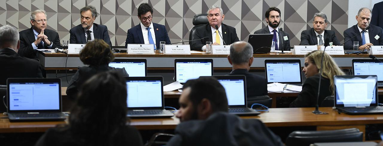 Comissão Parlamentar Mista de Inquérito (CPMI) das Fake News