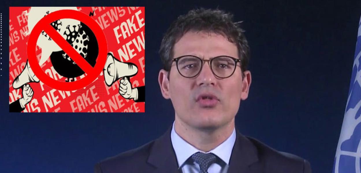 Unesco considera necessário combater fake news