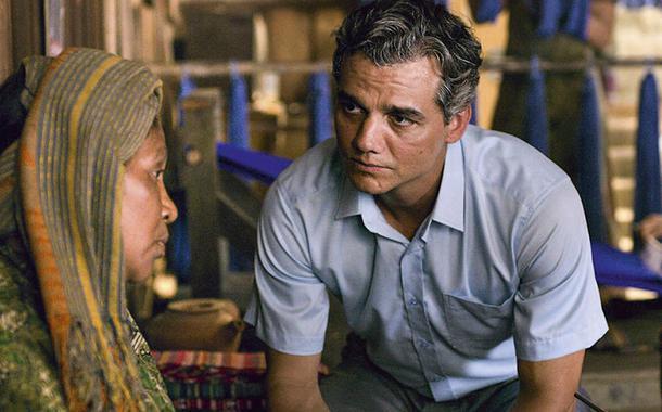 Wagner Moura em cena do filme Sérgio