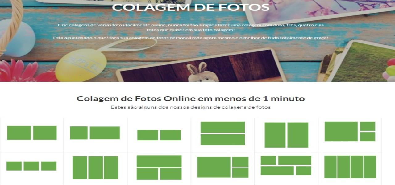 Tudo o que você precisa saber sobre o site Colagem de Fotos!