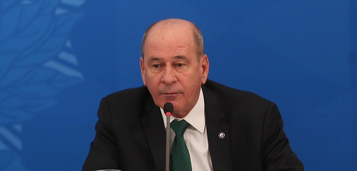Fernando Azevedo e Silva, ministro da Defesa