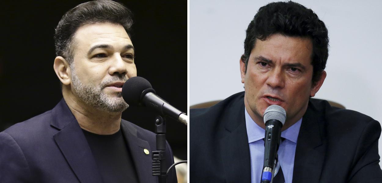 """""""A biografia vai se transformar em folha-corrida!"""", diz Feliciano sobre Sérgio Moro"""