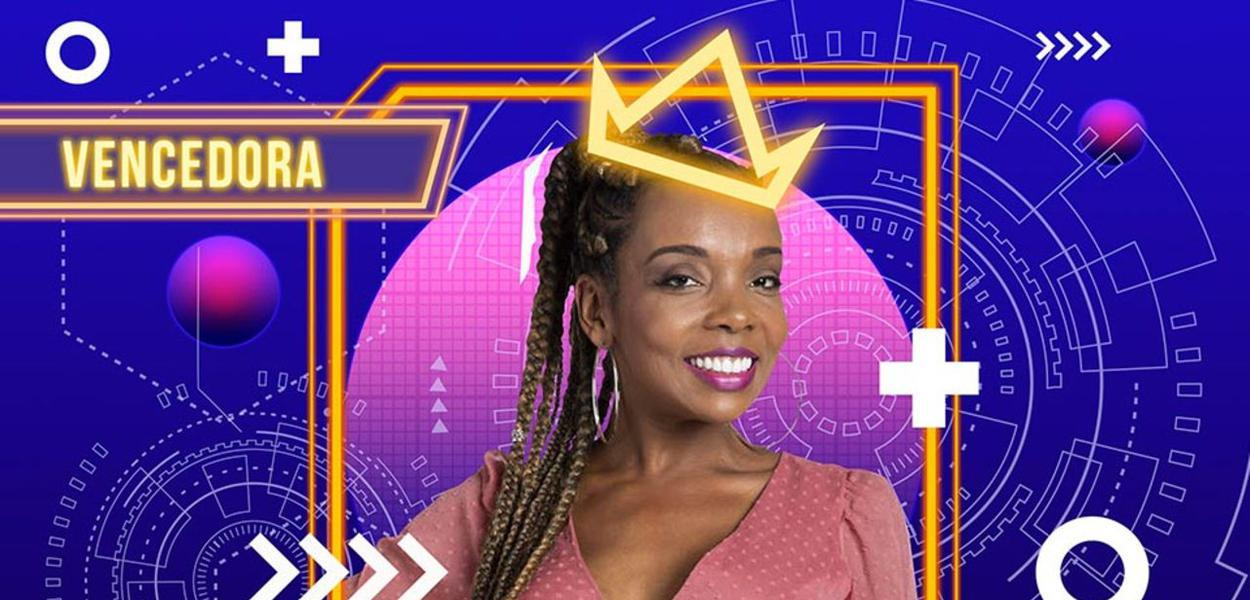 Thelma Assis, a campeã do BBB 20