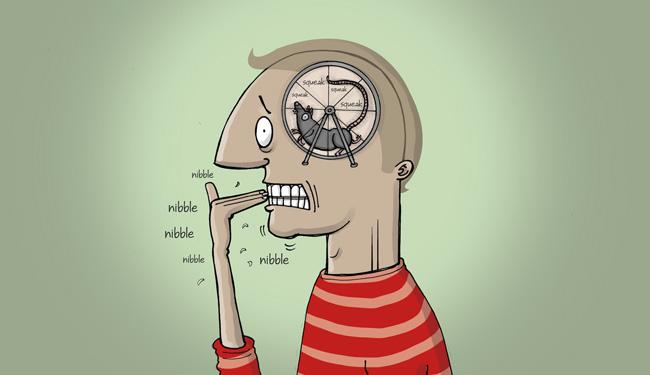 Abandone os pensamentos negativos