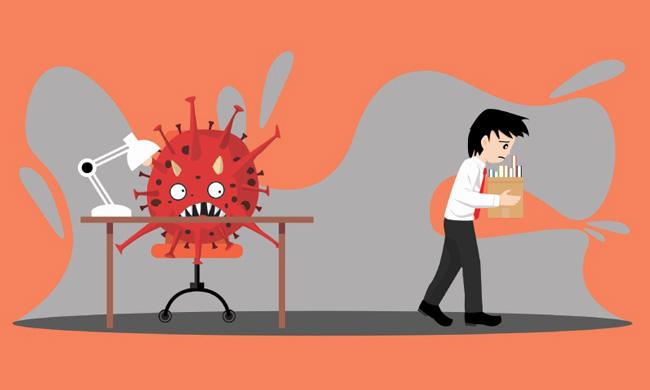 Não deixe a pandemia lhe abater