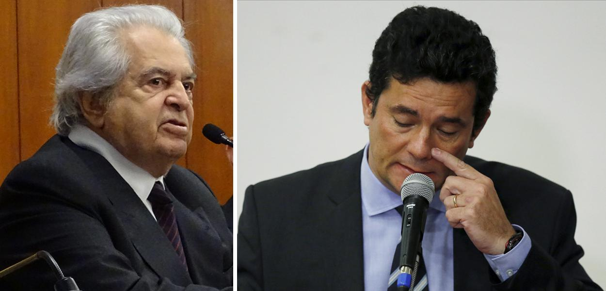 Celso Antônio Bandeira de Mello e Sérgio Moro