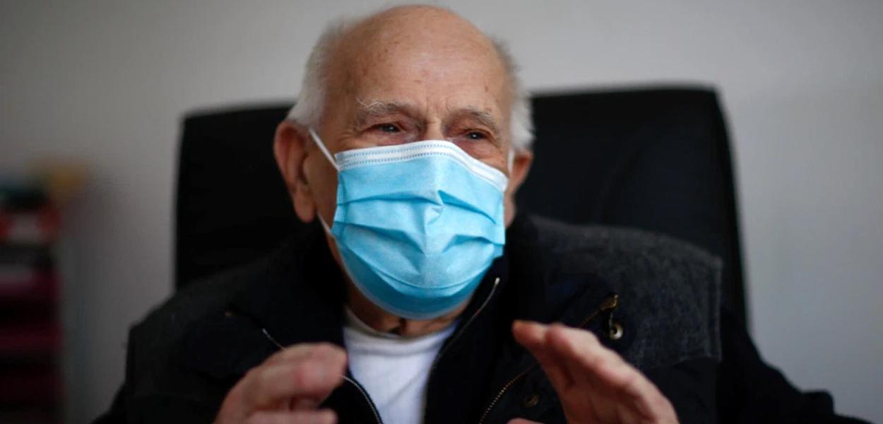 Christian Chenay, 98 anos