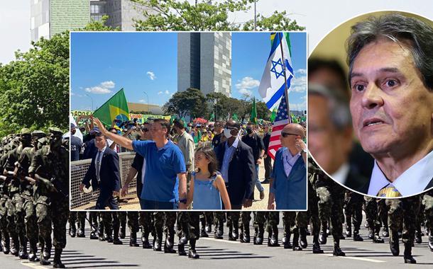 Exército, Jair Bolsonaro e Roberto Jefferson