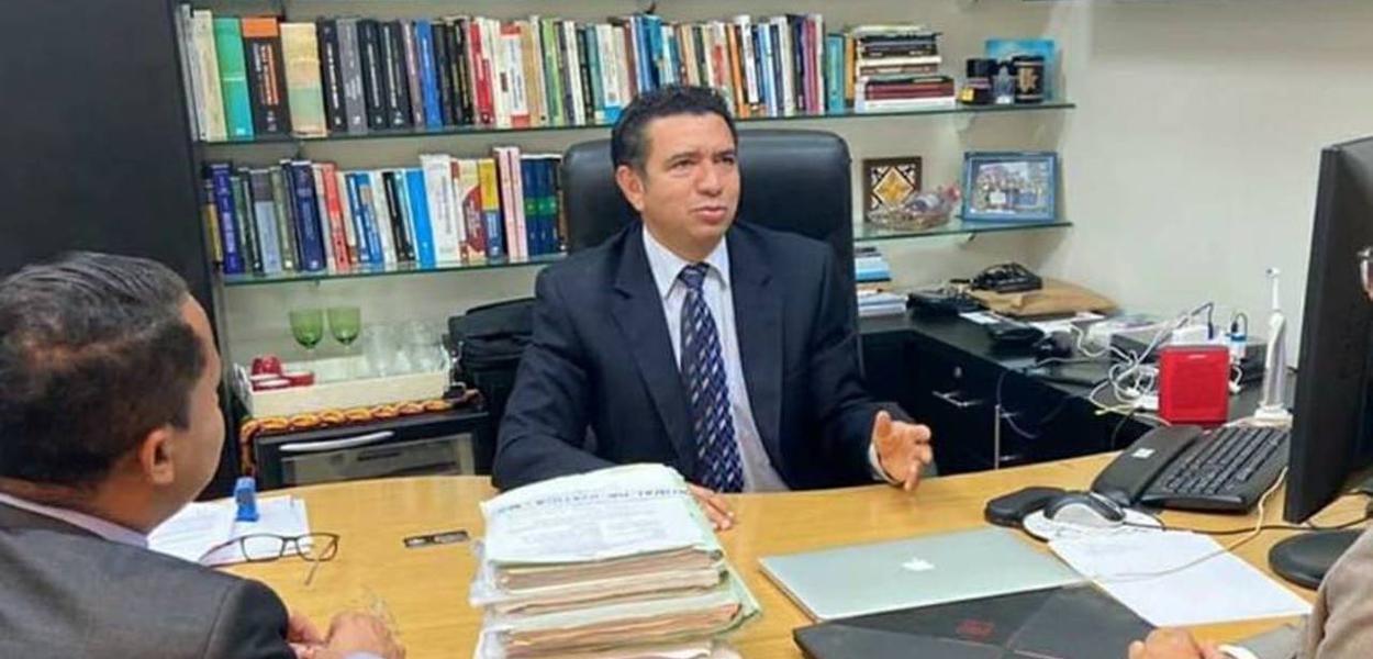 Juiz Douglas Martins, que determinou lockdown no Maranhão