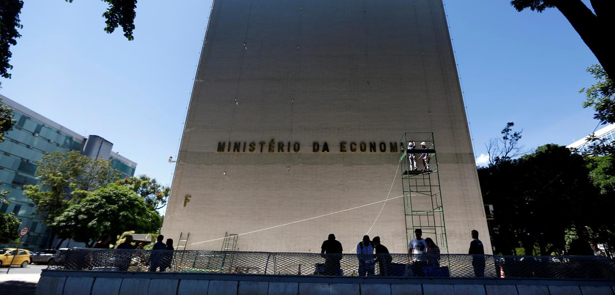 Prédio do Ministério da Economia, Brasília (DF) 03/01/2019