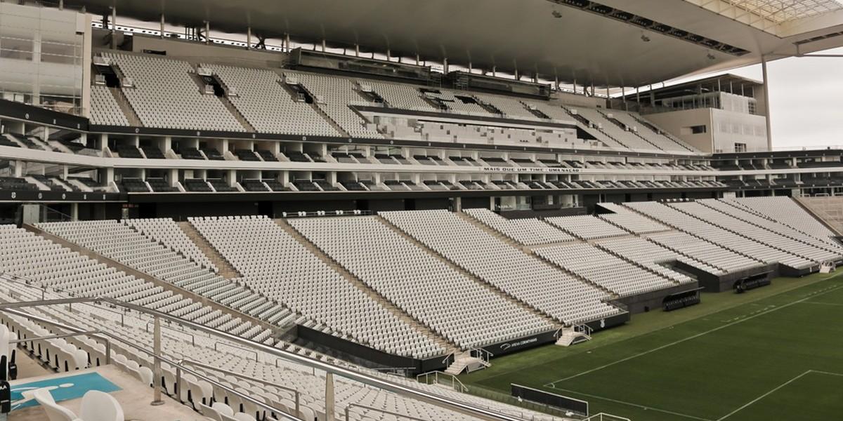 Arena Itaquera, estádio do Corinthians
