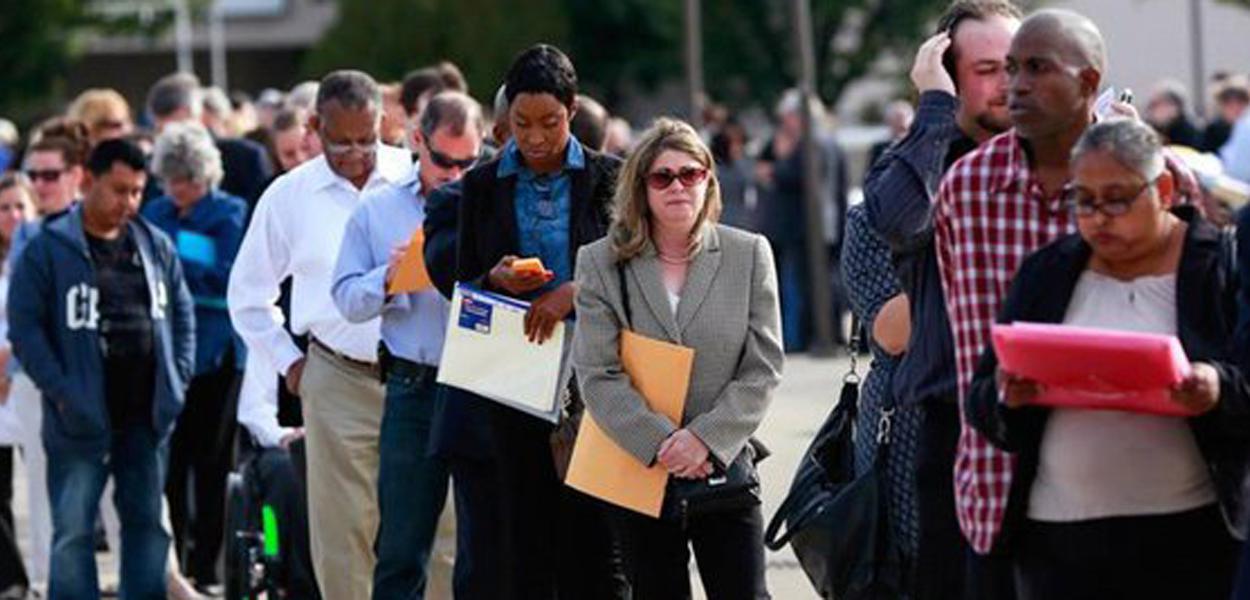 Desemprego aumenta nos EUA (Foto: Divulgação)