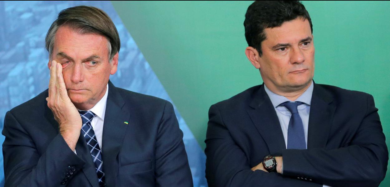 Governo entrega vídeo de reunião ministerial citada por Moro de cobrança de Bolsonaro sobre PF.