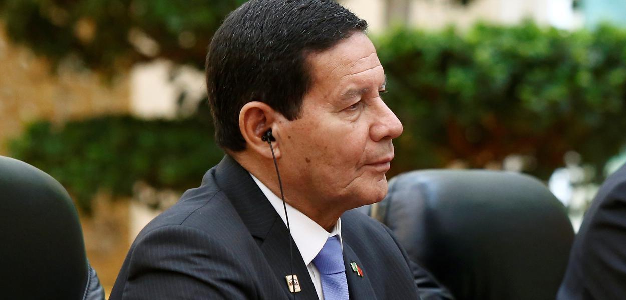 É necessário reorganizar Mercosul para trazer Argentina de volta ao jogo, diz Mourão