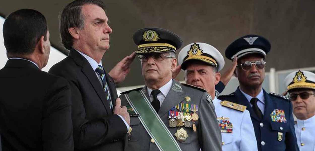 Preocupação com sua má relação com o Congresso motivou Bolsonaro a se cercar de ministros militares.