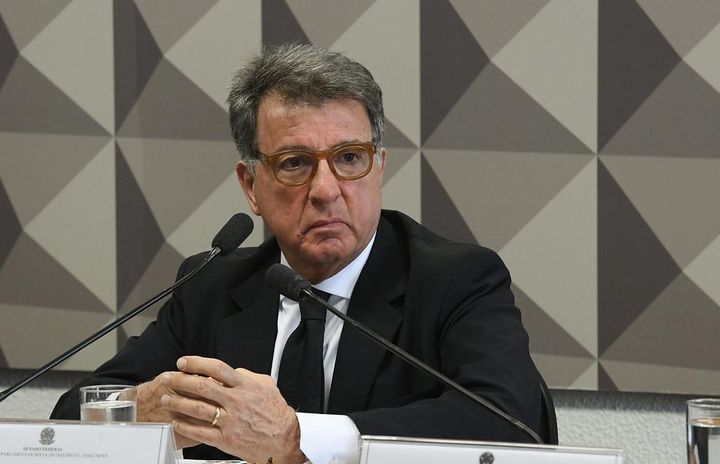 Empresário Paulo Marinho