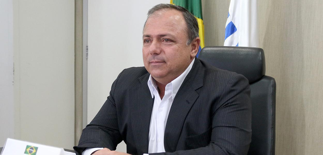 Ministro da Saúde, Eduardo Pazuello participa da 73ª Assembleia Geral da Saúde. Brasília, 18/05/020.