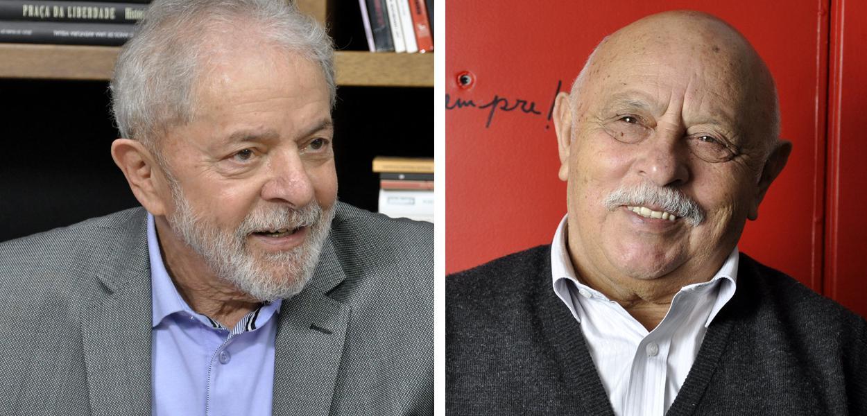 Lula e Frei Chico