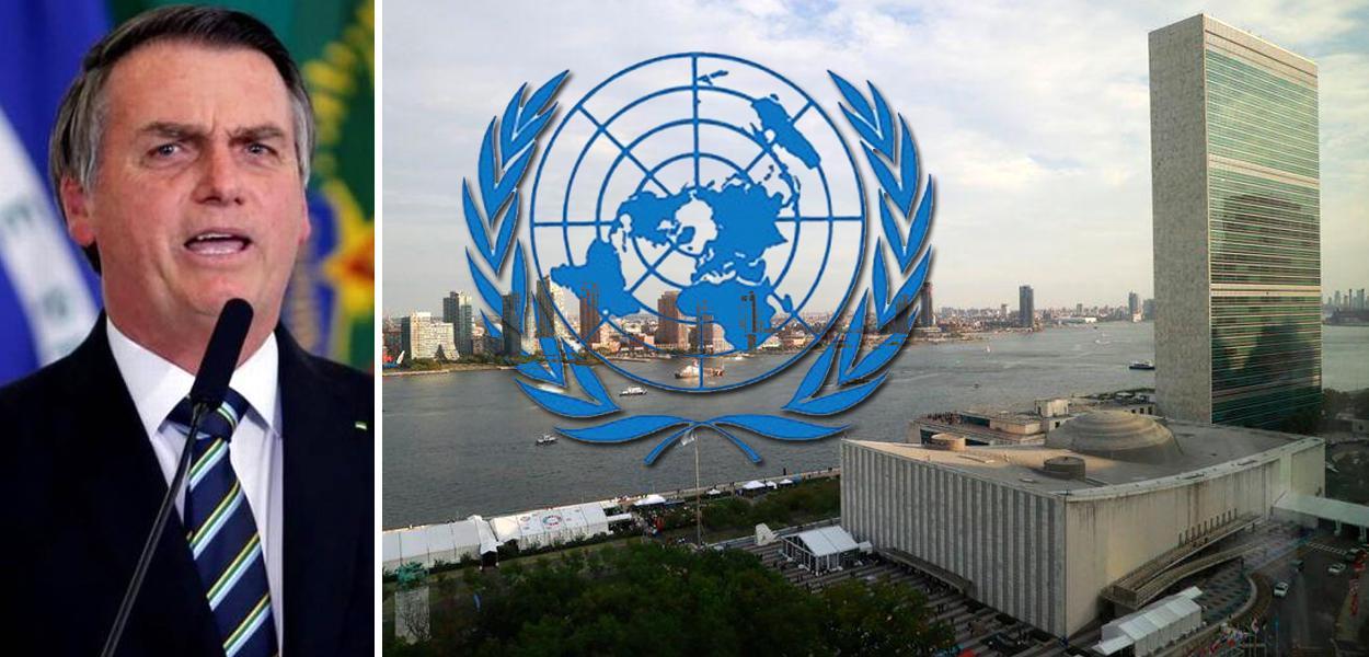 Bolsonaro é denunciado em organismos internacionais