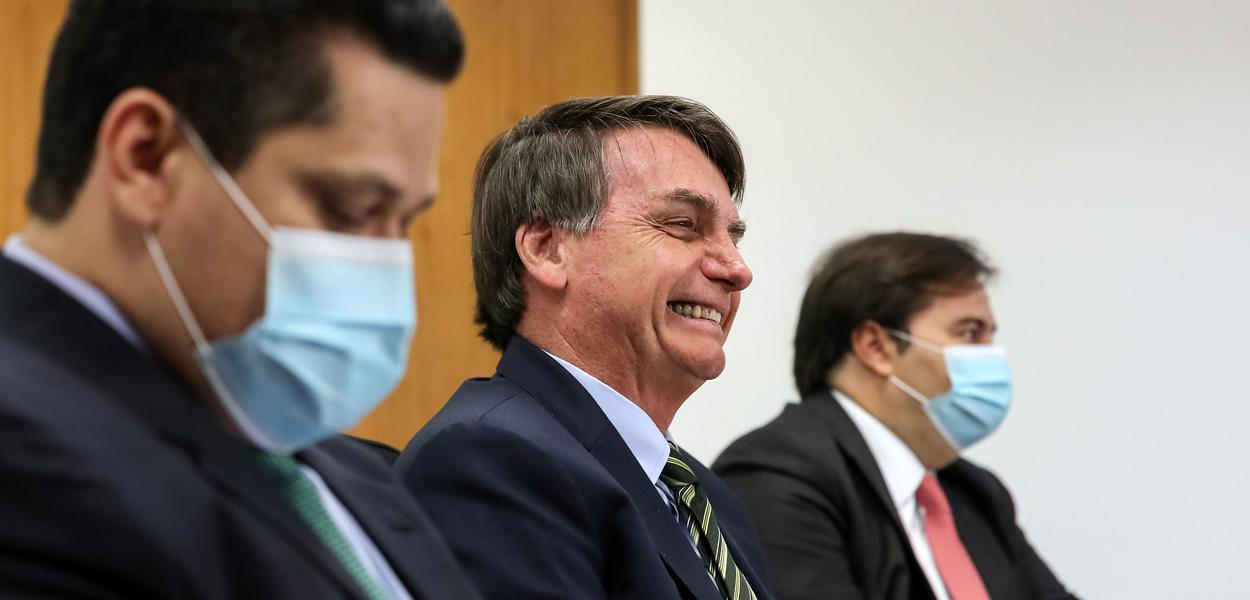 (Brasília - DF, 20/05/2020) Videoconferência com Governadores dos Estados.