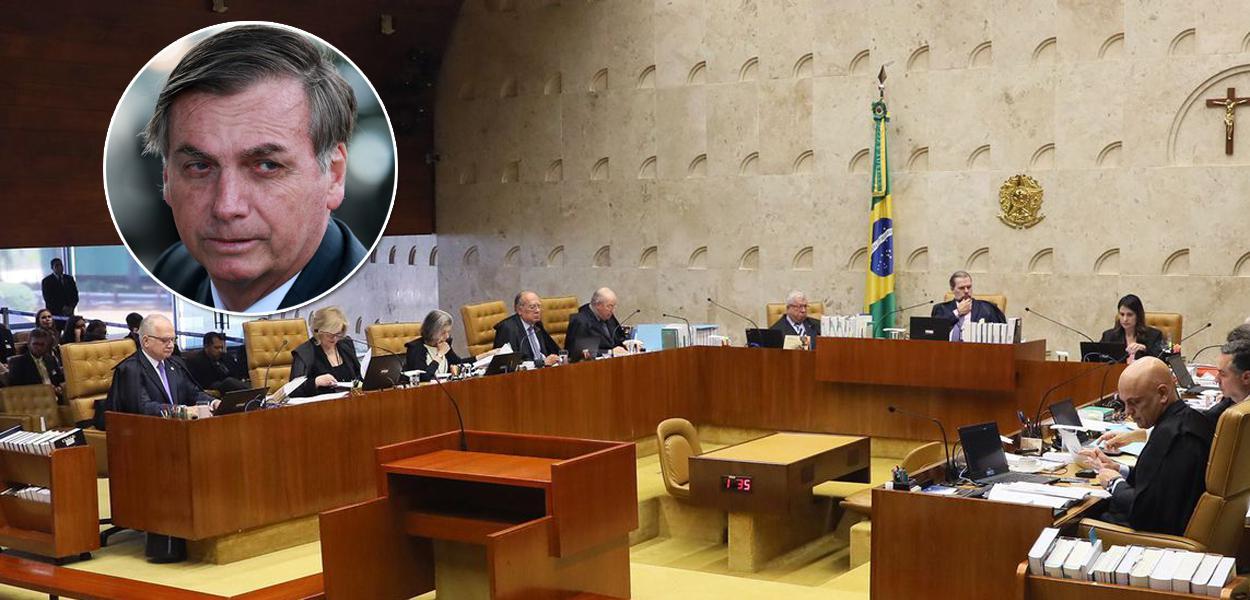 Está em curso uma crise institucional entre Bolsonaro e o Poder Judiciário